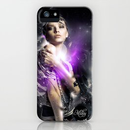 Milky iPhone Case