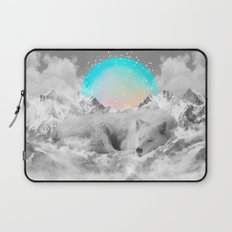 Put Your Thoughts To Sleep Laptop Sleeve