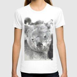 Animals and Art - Koala Bear T-shirt