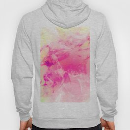 Mixed Pastel Marble Design Hoody