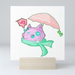 Singin' in the Rain Yato Mini Art Print