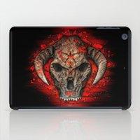 diablo iPad Cases featuring Diablo by Digital Dreams