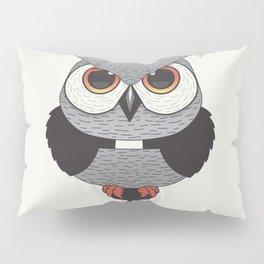 Exorcist Owl Priest Pillow Sham