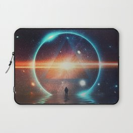seeing the lights Laptop Sleeve