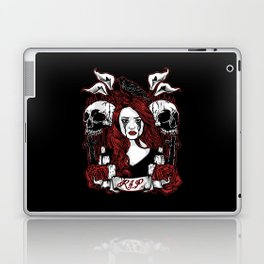 R.I.P. Laptop & iPad Skin
