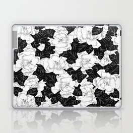 Gardenias Laptop & iPad Skin