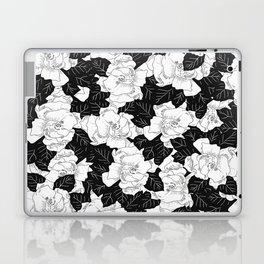 Gardenias Laptop & iPad Skin