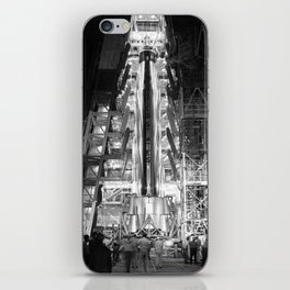 Big Joe Ready for Launch at Cape Canaveral iPhone Skin