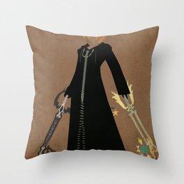 Roxas Throw Pillow