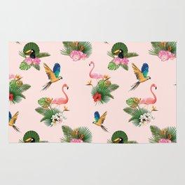 Tropical Pattern Rug
