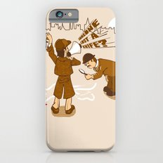 The worst Detective EVER Slim Case iPhone 6s