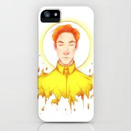 Emperor of the Sun iPhone Case