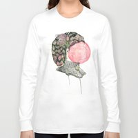 victorian Long Sleeve T-shirts featuring Victorian by M3AT