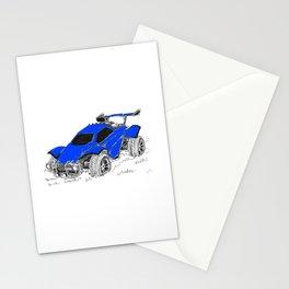 Rocket League Stationery Cards