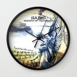 Mysterious Place - SARIS Wall Clock