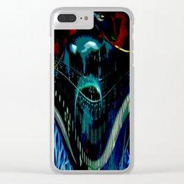 Darth Clear iPhone Case