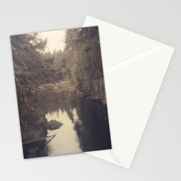 Beyond the ridge Stationery Cards