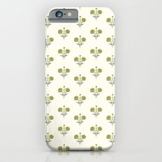 Farmhouse Peonies iPhone 6s Slim Case