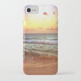 beacH Sunrise Sunset iPhone Case
