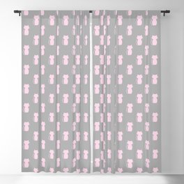 A Lot of Cats G/P Blackout Curtain