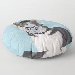 Mr Husky Floor Pillow