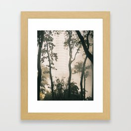 Urban Jungle Framed Art Print