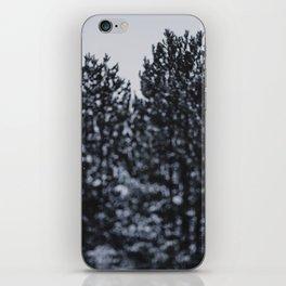 Portland Snowpocalypse III iPhone Skin