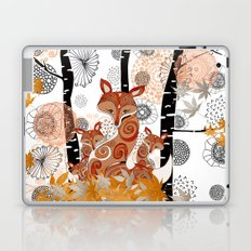 HELLO FOXY Laptop & iPad Skin