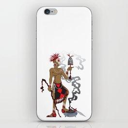 Eleggua iPhone Skin