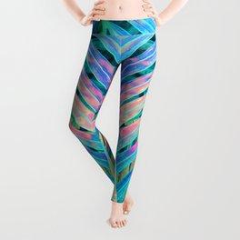 Rainbow Palms Leggings