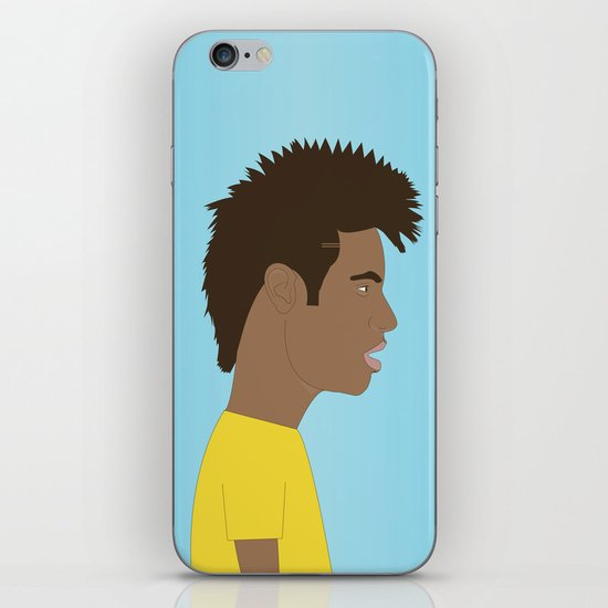 Neymar iPhone & iPod Skin