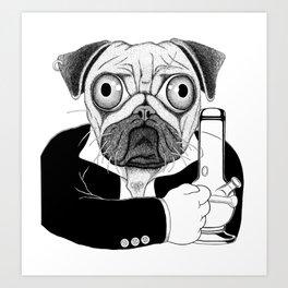 Le bobo Art Print