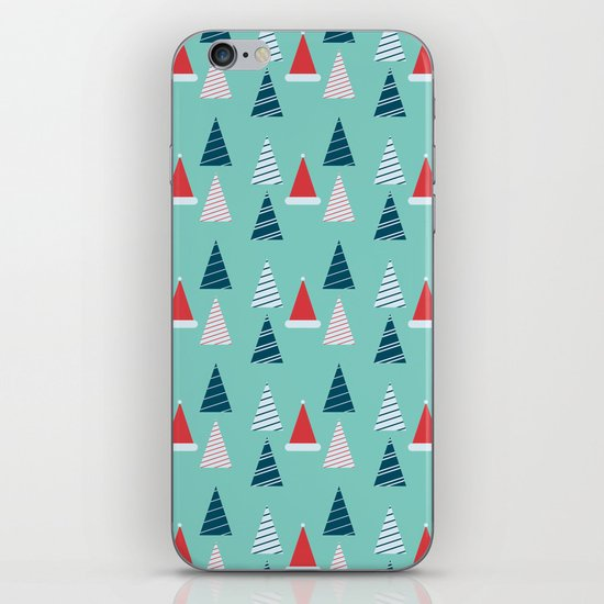 Christmas Wonderland iPhone & iPod Skin