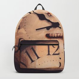 Time Consumer Backpack