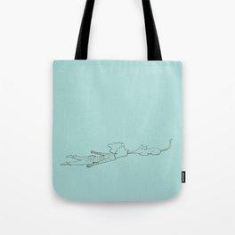 Enyaugh! Tote Bag