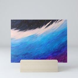 Midnight Rush Mini Art Print