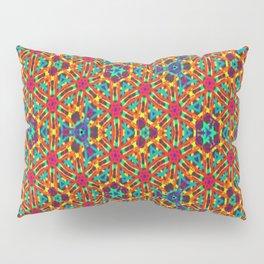 Crochet Knitted yarn Pillow Sham