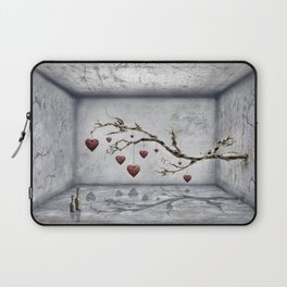 Der alte Liebesbaum  Laptop Sleeve