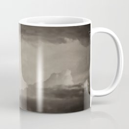 Nighthawk Flight Through Time Coffee Mug