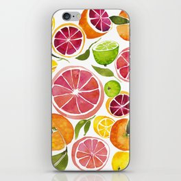 All the Citrus iPhone Skin