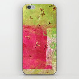 Nature's Voice 01 iPhone Skin