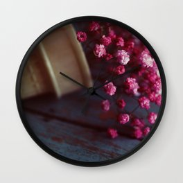 flower cone II Wall Clock