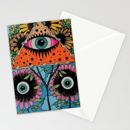 Aye Eye Aye Stationery Cards