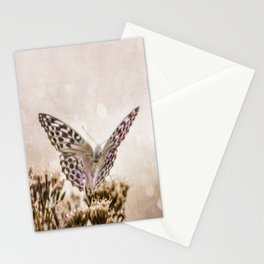 PAPILLONS - 2 Stationery Cards