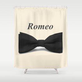Romeo Shower Curtain
