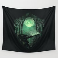 sword Wall Tapestries featuring Master Sword by dan elijah g. fajardo