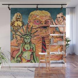 Slug Boss Wall Mural