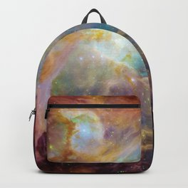 View of Orion Nebula Backpack