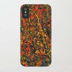 Colourful Jackson  Slim Case iPhone X
