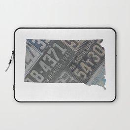 Vintage South Dakota Laptop Sleeve